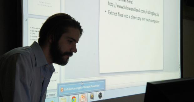 Coding Bootcamp – Student-ledSeminar