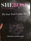 SheBoss - The Program