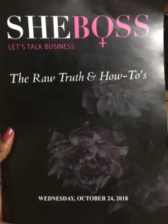 SheBoss - The Program