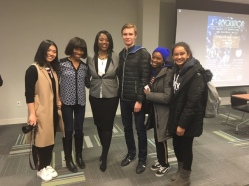 Digital Business Students and Alumni, Atiya Roach.
