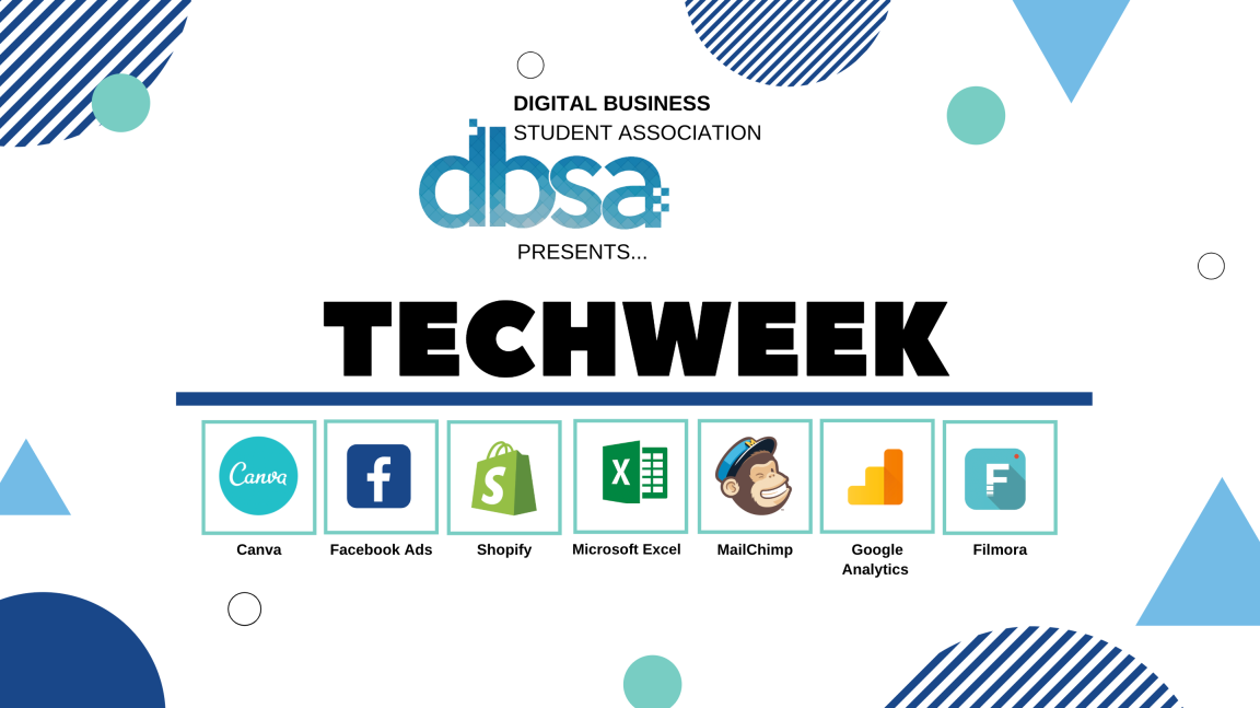 TechWeek Fall 2019 – Mark Your Calendar!