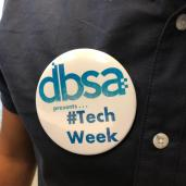 DBSA TechWeek Button