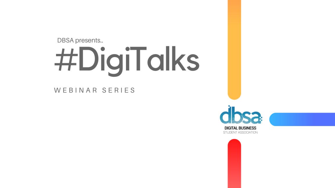 #DigiTalks Fall 2020 – Wix Webinar with ThomasDurham